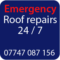 Emergency roof repairs