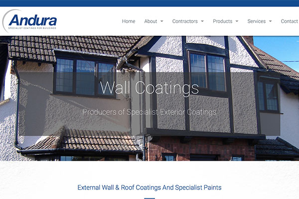 Andura Wall Coatings